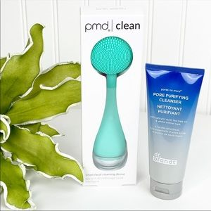 PMD Clean Smart Facial Cleansing Device Bundle NEW